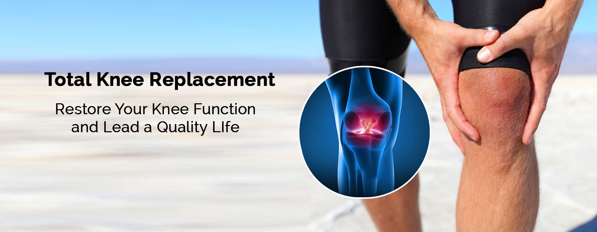 Knee Replacement Surgery Cost in Hyderabad